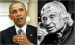 Dr. Kalam rose from humble beginnings to become one of India's most accomplished Leaders: US President Approval Top Rated US Presidents With Highest Historical Approval Evaluations Obama condolences over Abdul Kalam demise 150x90