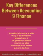 Key Differences Between Accounting and Finance | Financial Resources Capital Budgeting | Definitions | Features | Process Capital Budgeting | Definitions | Features | Process Key Differences Between Accounting and Finance 150x194
