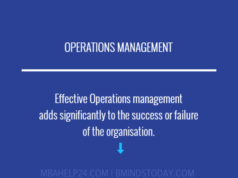 Operations management theories - models -systems