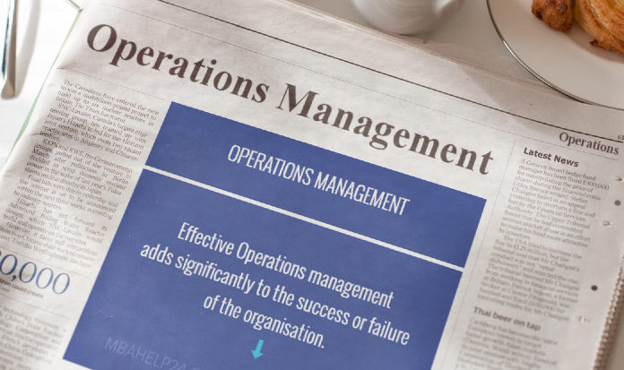 operations management - systems -models - theories Operations Operations operations management