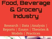 Food, Beverage & Grocery Industry