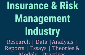 Insurance and Risk Management Industry