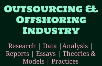 Outsourcing and Offshoring Industry business knowledge Business Knowledge Centre With Free Resources and Tools Outsourcing and Offshoring Industry 341x220