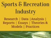 Sports and Recreation Industry