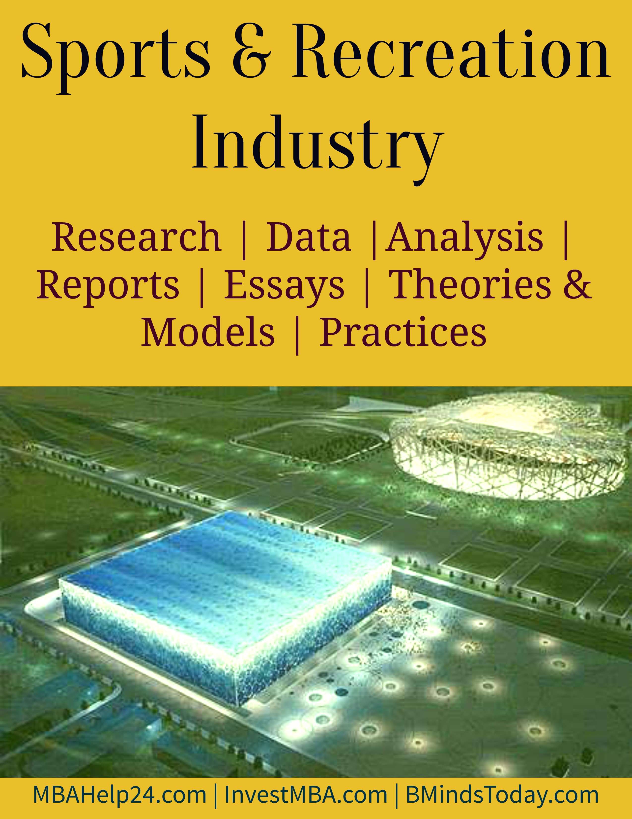 Sports and Recreation Industry Sports Sports and Recreation Industry Sports and Recreation Industry