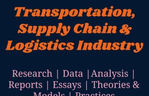 Transportation, Supply Chain and Logistics Industry