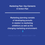 Marketing Plan: Key Elements & Action Plan Marketing Plan: A Clear Structure/ Criteria/ Outline Marketing Plan: A Clear Structure/ Criteria/ Outline marketing plan key elements and action plan 150x150