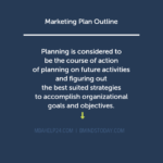 Marketing Plan: A Clear Structure/ Criteria/ Outline Marketing Plan: Key Elements & Action Plan Marketing Plan: Key Elements & Action Plan marketing plan outline structure 150x150