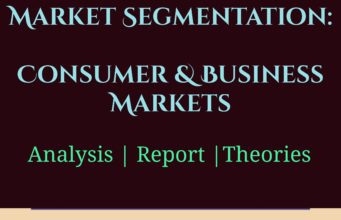 Market Segmentation- Consumer & Business Markets business knowledge Business Knowledge Centre With Free Resources and Tools Market Segmentation Consumer Business Markets 341x220