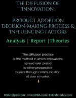 The Diffusion of Innovation | Product Adoption Decision-Making Process & Influencing Factors Product Diffusion Curve: Concept, Model & Determined Factors Product Diffusion Curve: Concept, Model & Determined Factors The Diffusion of Innovation Product Adoption Decision Making Process and Influencing Factors 150x194