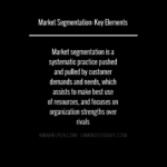 Market Segmentation: Overview & Key Elements Marketing: Definition & Justification Marketing: Definition & Justification market segmentation overview and key elements 150x150