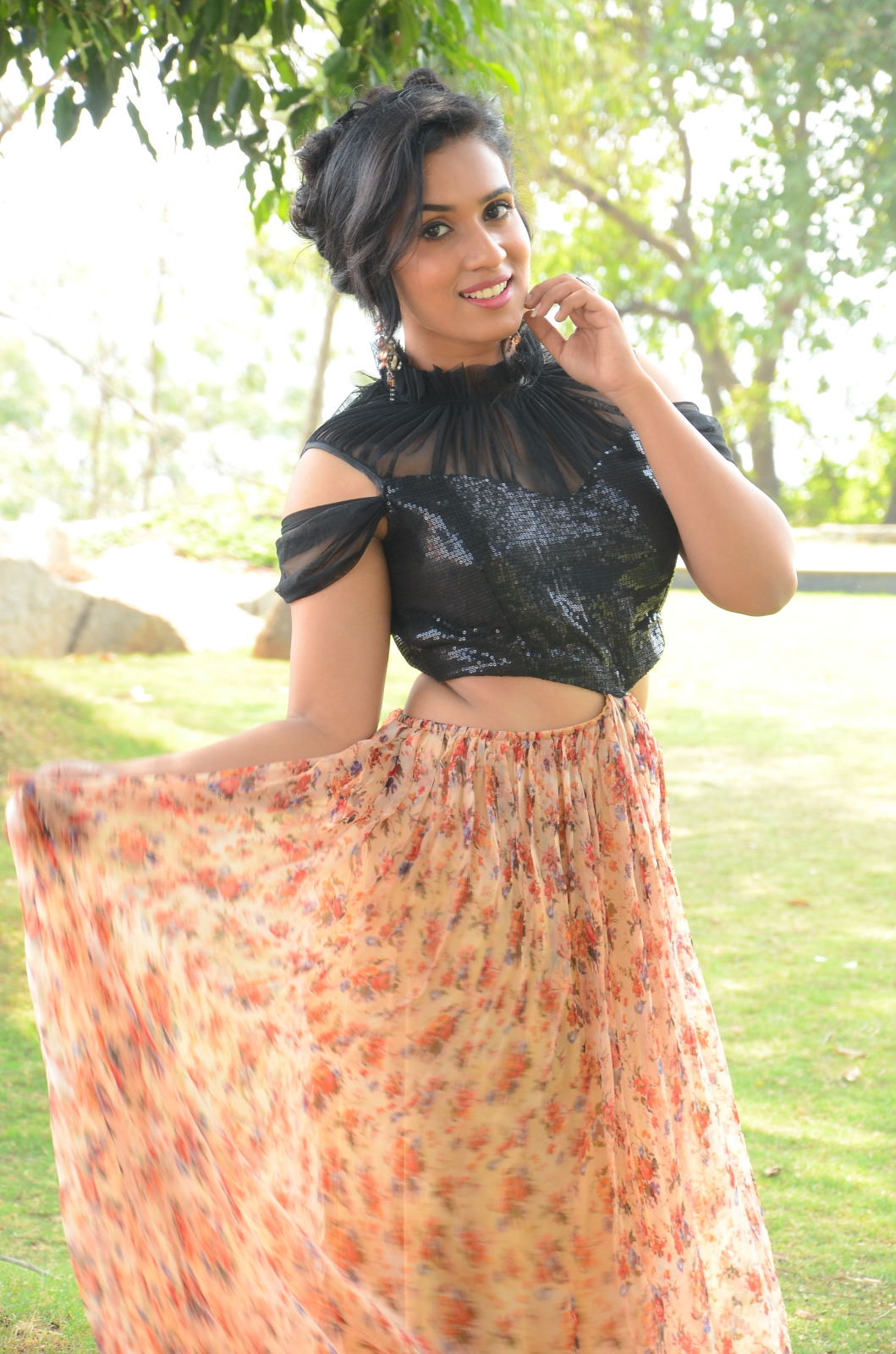 chetana uttej Brand New Photo Stills Of South Actress Chetana Uttej | Tollywood Chetana Uttej 23