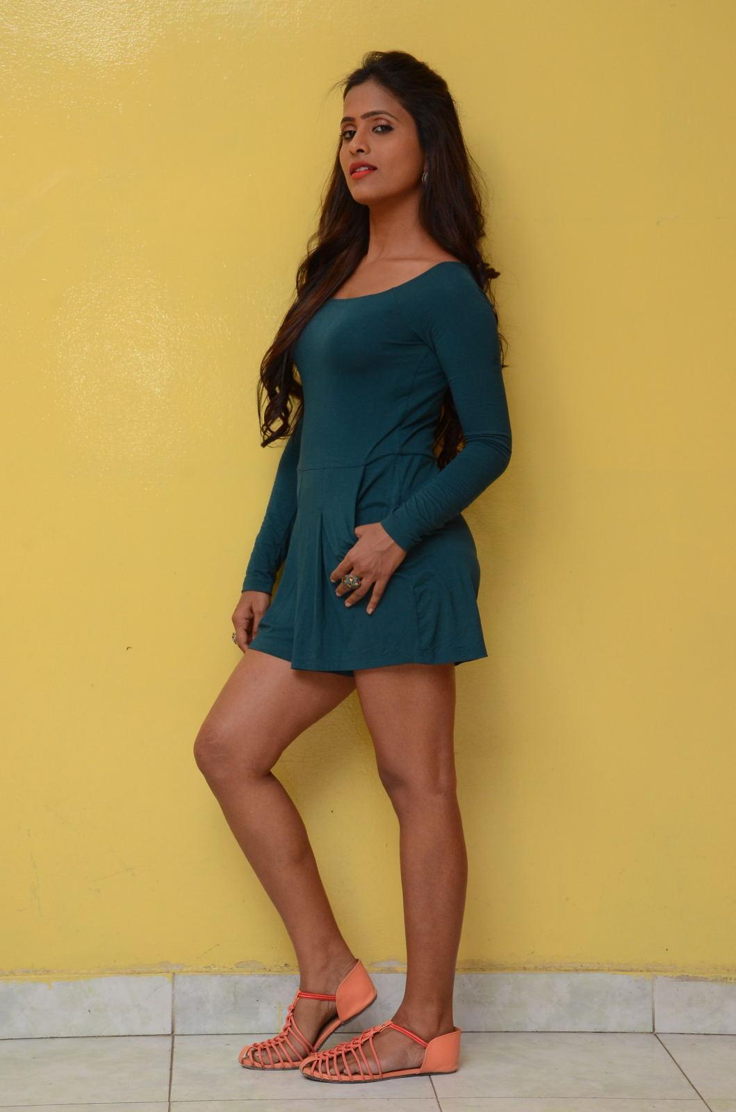 Super Hot Prashanthi In Sexy Outfit  Indian Cinema  Models  Actress-2053