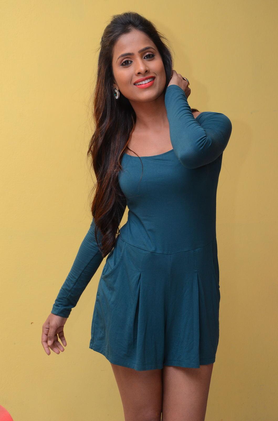 Super Hot Prashanthi In Sexy Outfit  Indian Cinema  Models  Actress-1037