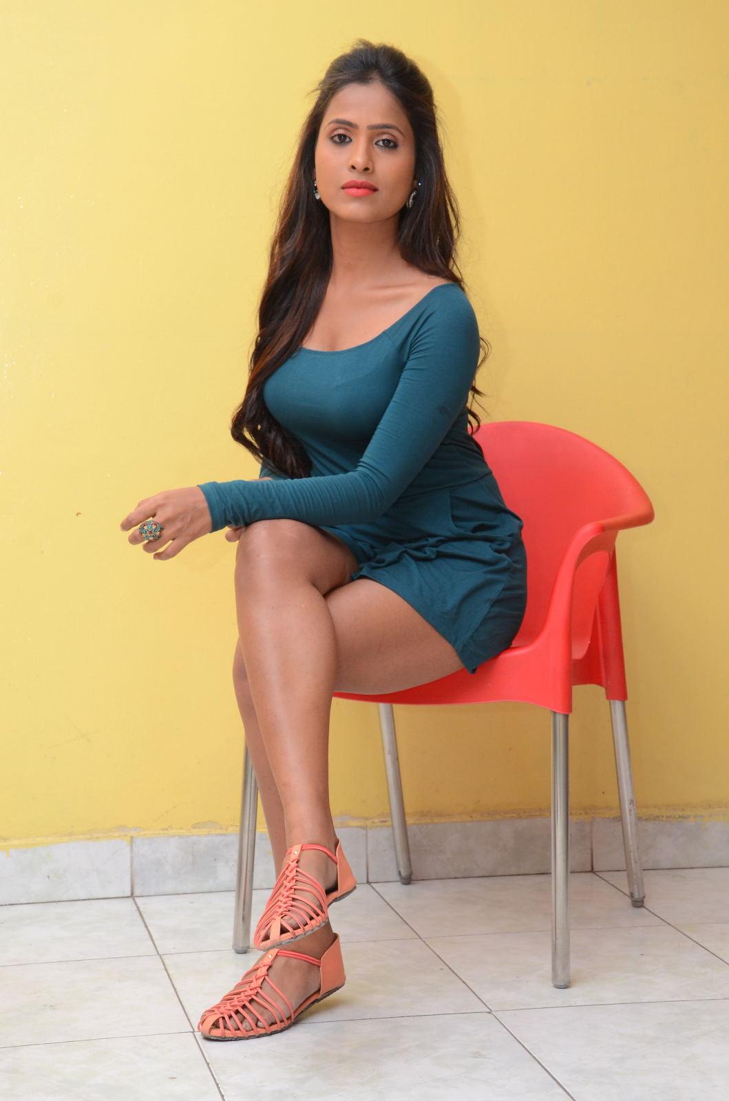 Super Hot Prashanthi In Sexy Outfit  Indian Cinema  Models  Actress-8029