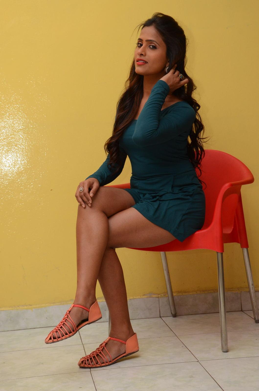 Super Hot Prashanthi In Sexy Outfit  Indian Cinema  Models  Actress-5957