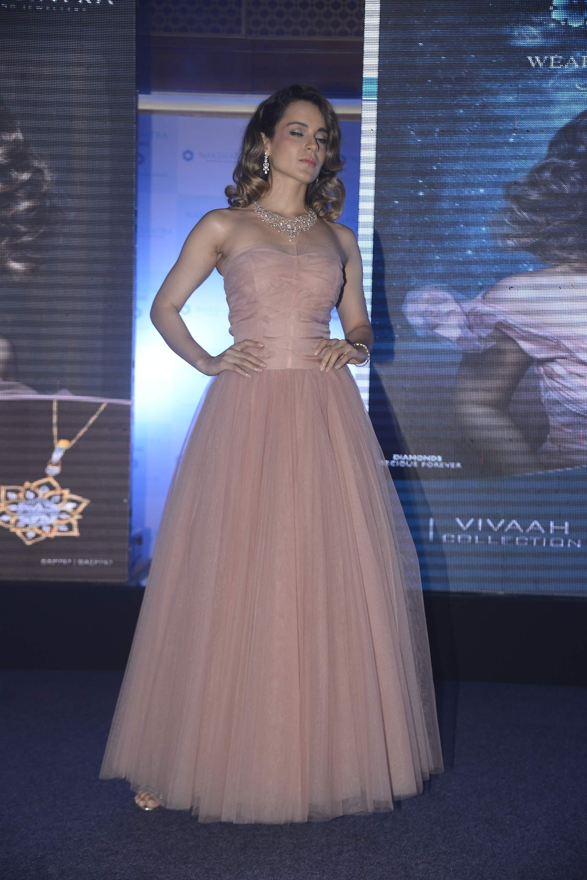 Kangana Ranaut Beautiful Kangana Ranaut Dazzles In Stunning Outfit | Nakshatra Kangana Nakshatra 2