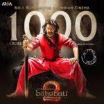 Baahubali 2 Earns 100 Cr In USA- Canada 1st Ever 1000 cr INDIAN Blockbuster 1st Ever 1000 cr INDIAN Blockbuster baahubali 2 1000 crore 150x150