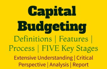 business knowledge Business Knowledge Centre With Free Resources and Tools Capital budgeting definitions processes stages and implications 341x220
