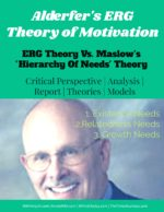 ERG Theory of Motivation | ERG Model Vs Human Resource Management: Definitions & Key Knowledge Human Resource Management: Definitions & Key Knowledge ERG Theory of Motivation Vs Hierarchy Needs theory
