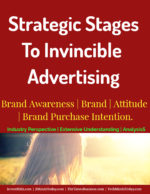 FOUR Strategic Stages to Invincible Advertising | Negotiation |  Awareness | Attitude advertising ideas Innovative & Cost-effective Advertising Ideas To Build Brand Awareness FOUR Strategic Stages to Invincible Advertising Negotiation Awareness Attitude