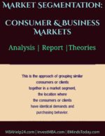 Market Segmentation | Consumer Markets | Business Markets segmentation Consumer and Business Markets | Market Segmentation Market Segmentation Consumer Business Markets 150x194