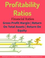 Profitability Ratios | Gross Profit Margin | Return On Assets Dividend Policy Ratios | Dividend Yield | Payout Ratio Dividend Policy Ratios | Dividend Yield | Payout Ratio Profitability ratios 150x194