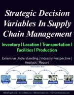 Strategic Decision Variables In Supply Chain Management Bullwhip Effect In Supply Chains | Causes Bullwhip Effect In Supply Chains | Causes Strategic Decision Variables In Supply Chain Management Inventory Transportation Facilities 150x194