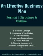 An Effective Business Plan including Format, Structure and Outline Entrepreneurship: Definitions & Approaches Entrepreneurship: Definitions & Approaches an effective business plan Structure and Outline 150x194