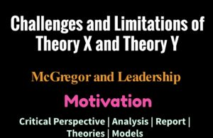 business knowledge Business Knowledge Centre With Free Resources and Tools limitations of mc gregor theory x and theory y 300x194