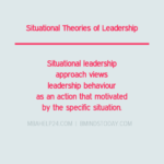 Situational & Contingency Theories of Leadership Interconnection Among The 3-Cs of Leadership Interconnection Among The 3-Cs of Leadership situational theories of leadership 150x150