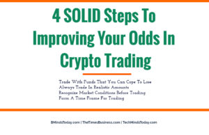 finance Finance & Investing 4 SOLID Steps To Improving Your Odds In Crypto Trading 300x194