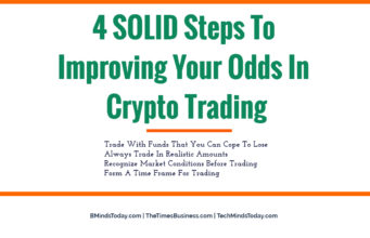 business knowledge Business Knowledge Centre With Free Resources and Tools 4 SOLID Steps To Improving Your Odds In Crypto Trading 341x220