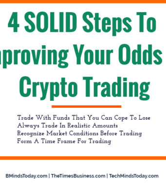 business knowledge Business Knowledge Centre With Free Resources and Tools 4 SOLID Steps To Improving Your Odds In Crypto Trading 341x400
