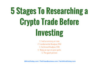 business knowledge Business Knowledge Centre With Free Resources and Tools 5 Stages To Researching a Crypto Trade Before Investing 341x220
