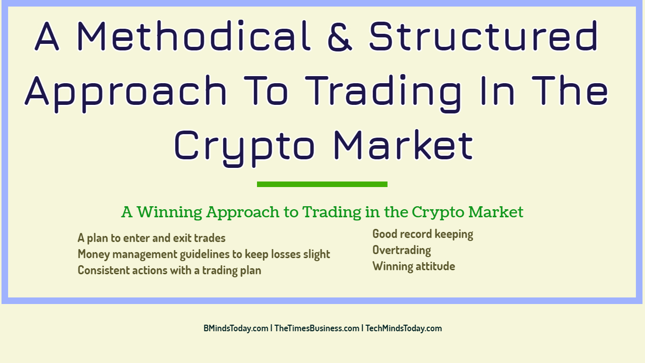 A Methodical and Structured Approach To Trading In The Crypto Market crypto market A Methodical and Structured Approach To Trading In The Crypto Market A Methodical and Structured Approach To Trading In The Crypto Market