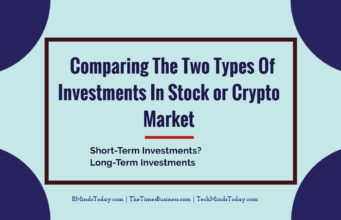 business knowledge Business Knowledge Centre With Free Resources and Tools Comparing The Two Types Of Investments In Stock or Crypto Market 341x220