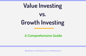 finance Finance & Investing Value Investing vs