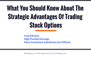 finance Finance & Investing What You Should Know About The Strategic Advantages Of Trading Stock Options 300x194