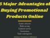 entrepreneur Entrepreneur 5 Major Advantages of Buying Promotional Products Online 100x75