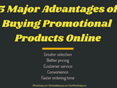 advertising Advertising-Branding-Marketing 5 Major Advantages of Buying Promotional Products Online 238x178