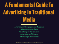 advertising Advertising-Branding-Marketing A Fundamental Guide To Advertising In Traditional Media 238x178