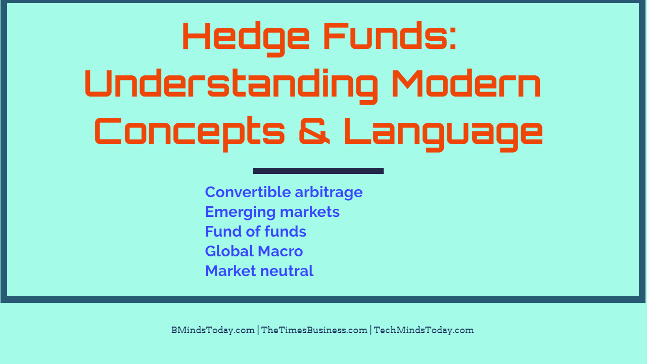 Guide To Hedge Funds Investment: Understanding Modern Concepts and Language Hedge Funds: Understanding Modern Concepts and Language Hedge Funds: Understanding Modern Concepts and Language Hedge Funds  Understanding Modern Concepts and Language