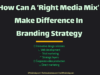 business knowledge Business Knowledge Centre With Free Resources and Tools How Can A    Right Media Mix    Make Difference In Branding Strategy 100x75