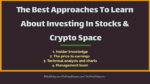 The Best Approaches To Learn About Investing In Stocks and Crypto Space  Before You Start Crypto Trading: First Think If It Is Worth Your Time and Money The Best Approaches To Learn About Investing In Stocks Crypto Space 150x84