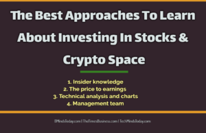 finance Finance & Investing The Best Approaches To Learn About Investing In Stocks Crypto Space 300x194