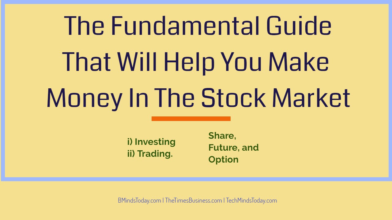 What are the best strategies to use to make money In The Stock Market Fundamental Guide That Will Help You Make Money In The Stock Market Fundamental Guide That Will Help You Make Money In The Stock Market The Fundamental Guide That Will Help You Make Money In The Stock Market