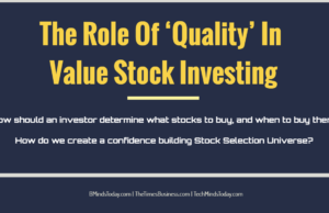 finance Finance & Investing The Role Of    Quality    In Value Stock Investing 300x194