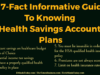 A 7-Fact Informative Guide To Knowing Health Savings Account Plans business knowledge centre Business Knowledge Centre With Free Resources and Tools A 7 Fact Informative Guide To Knowing Health Savings Account Plans 100x75