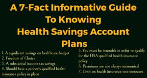 A 7-Fact Informative Guide To Knowing Health Savings Account Plans entrepreneur Entrepreneur A 7 Fact Informative Guide To Knowing Health Savings Account Plans 300x160